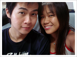 Jun Wei and Me