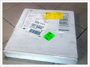 My package!