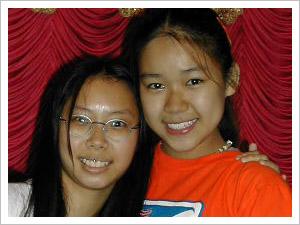 Elisia and I