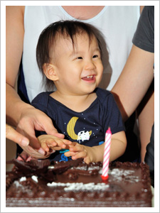 Zayden Asher turns 1!
