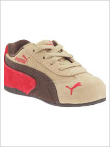 baby PUMA shoes